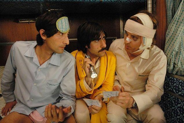 photo, Jason Schwartzman, Adrien Brody, Owen Wilson