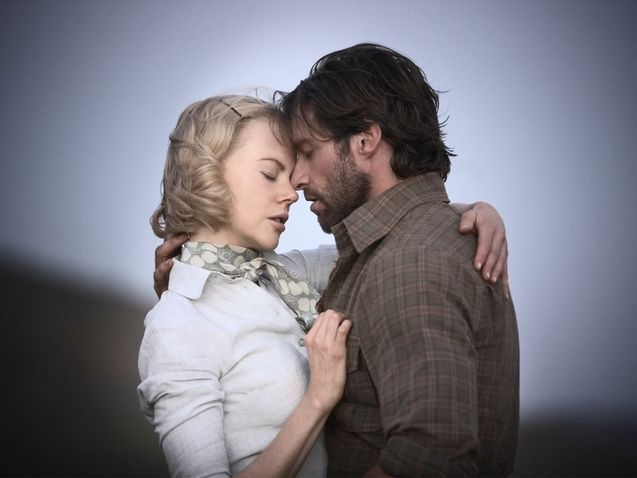 photo, Nicole Kidman, Hugh Jackman