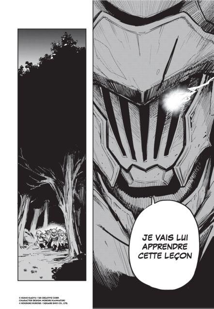 Planche 2, Kumo Kagyu, Kousuke Kurose, Goblin Slayer