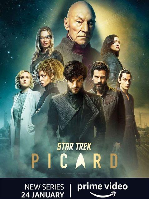 photo, Star Trek : Picard