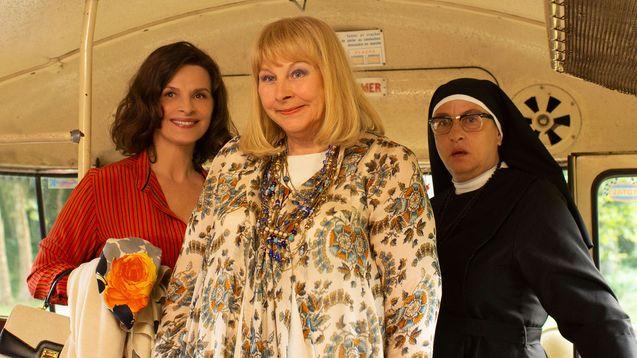 photo, Juliette Binoche, Yolande Moreau, Noémie Lvovsky