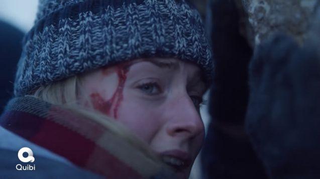 capture d'écran, Sophie Turner