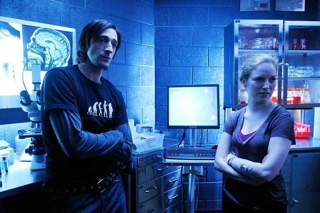 photo, Adrien Brody, Sarah Polley