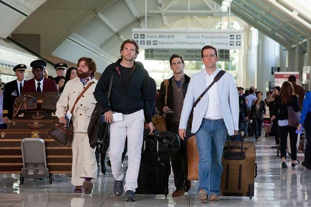 photo, Zach Galifianakis, Bradley Cooper