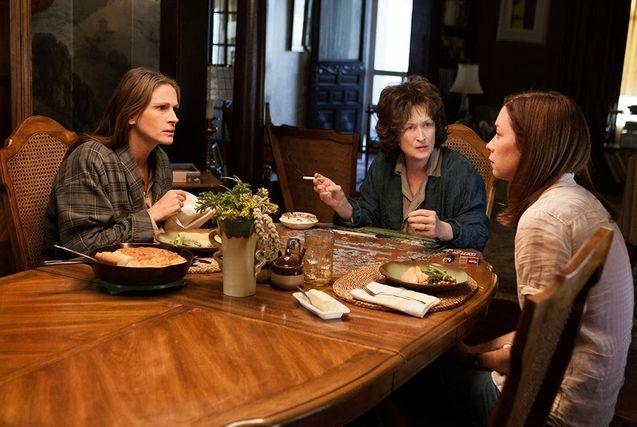 photo, Meryl Streep, Julia Roberts