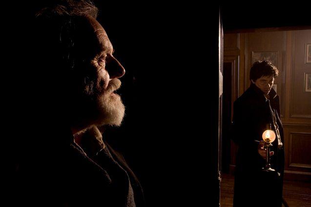 photo, Anthony Hopkins, Benicio Del Toro