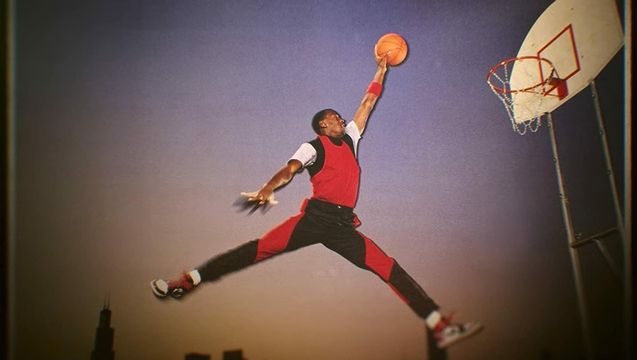 photo, Michael Jordan, The Last Dance