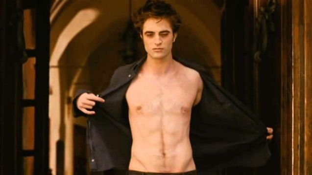photo, Robert Pattinson