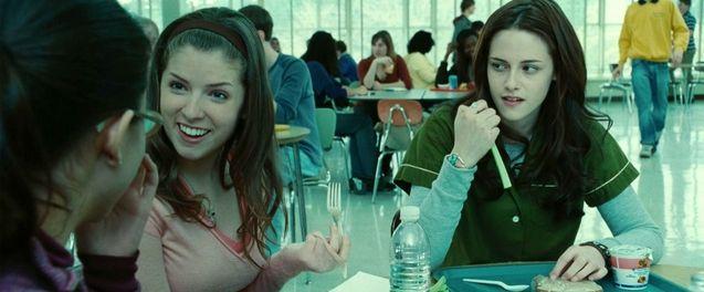 photo, Anna Kendrick, Kristen Stewart