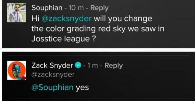 pas de red sky