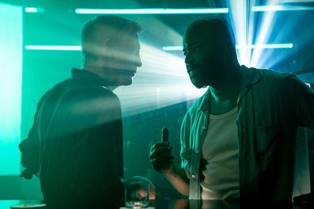 photo, Jeffrey Wright, Daniel Craig