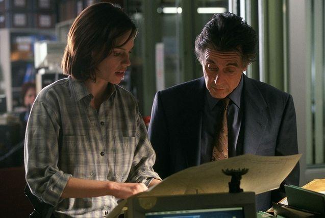 photo, Hilary Swank, Al Pacino