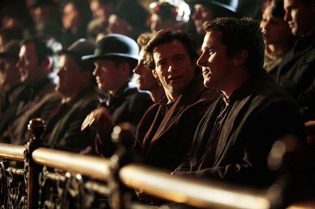 Photo Hugh Jackman, Christian Bale