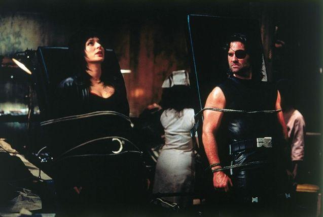 photo, Valeria Golino, Kurt Russell