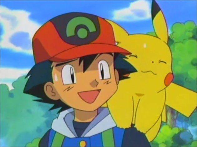 Sacha & Pikachu