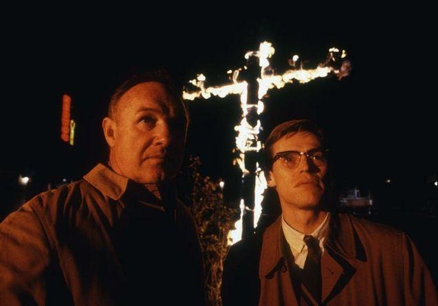photo, Gene Hackman, Willem Dafoe