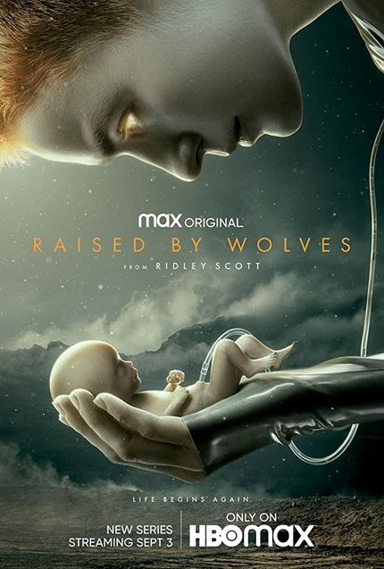 photo, Raised by Wolves
