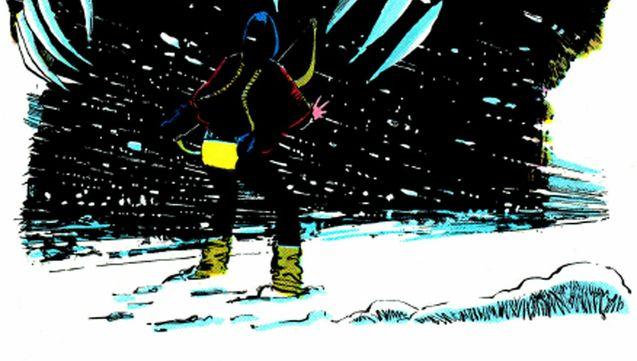 comics New Mutants : the Demon Bear