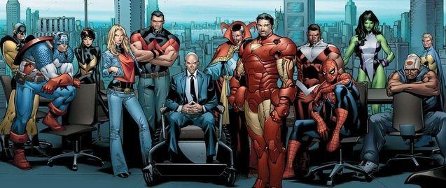 Avengers House of M