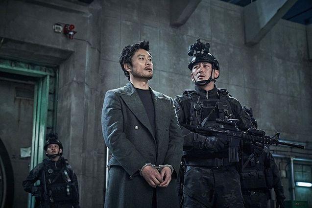photo, Ha Jung-Woo, Lee Byung-hun