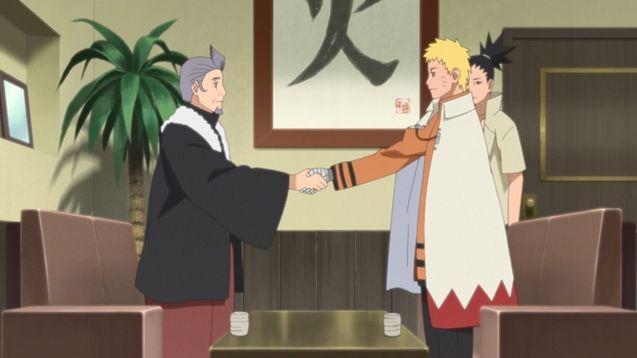 Naruto et Shikamaru