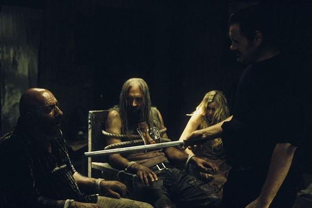 photo, Bill Moseley, Sid Haig, Sheri Moon Zombie