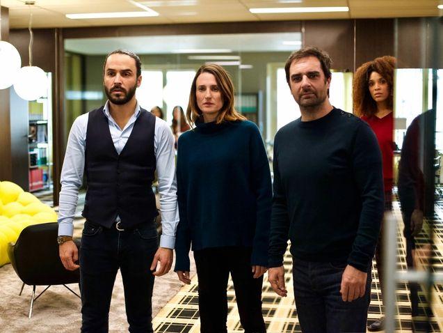 Photo Camille Cottin, Grégory Montel, Assaad Bouab, Stéfi Celma