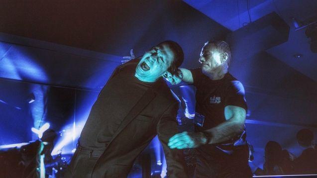 photo, Jean-Claude Van Damme, Dimitri Vegas