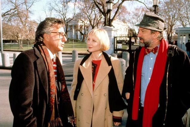 photo, Anne Heche, Dustin Hoffman, Robert De Niro