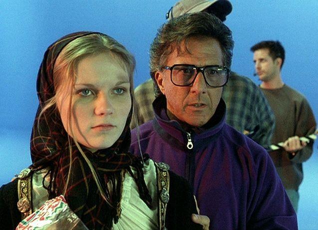 photo, Dustin Hoffman, Kirsten Dunst
