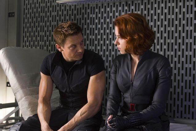 photo, Scarlett Johansson, Avengers