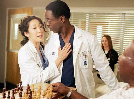 photo, Sandra Oh, Grey's Anatomy
