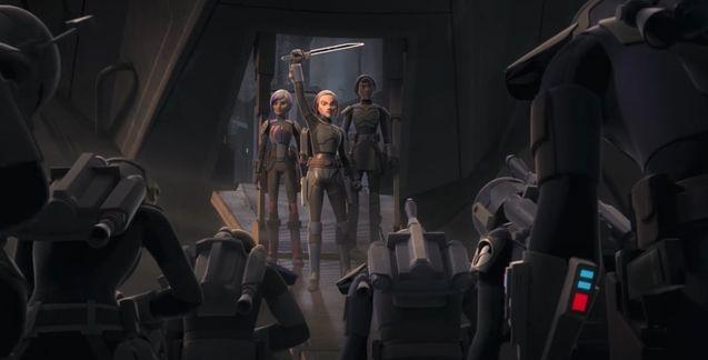 photo, Star Wars : The Clone Wars