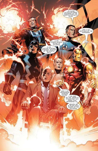 New Avengers (Illuminatis)