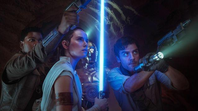 photo, Daisy Ridley, Oscar Isaac