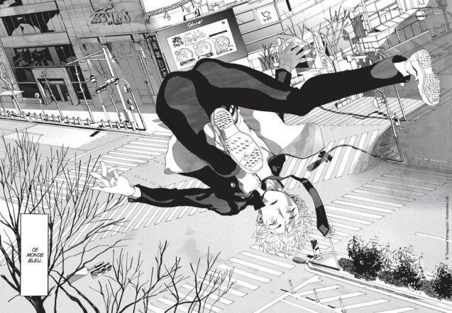 Planche 2, Tsubasa Yamaguchi