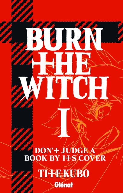 Couverture Burn The Witch, Tite Kubo
