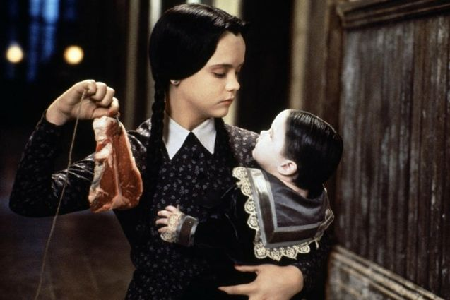 photo, La Famille Addams