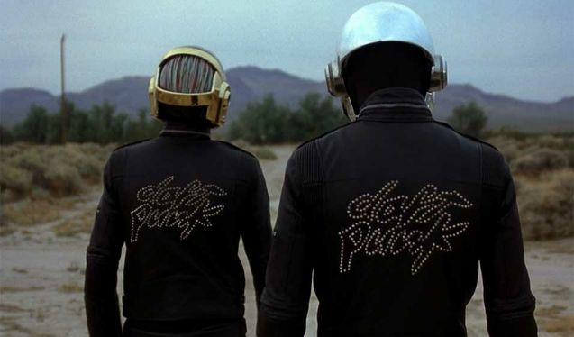 photo, Daft Punk