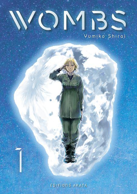Jaquette Tome 1, Yumiko Shirai