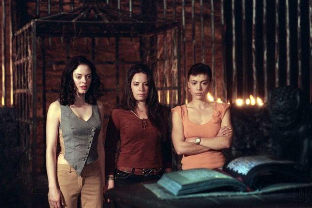 photo, Alyssa Milano, Holly Marie Combs, Rose McGowan