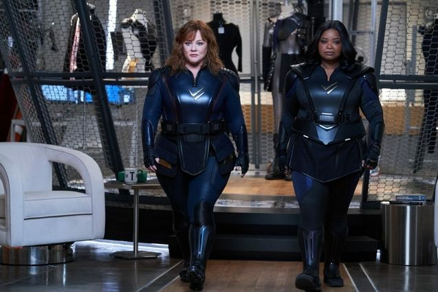 photo, Melissa McCarthy, Octavia Spencer