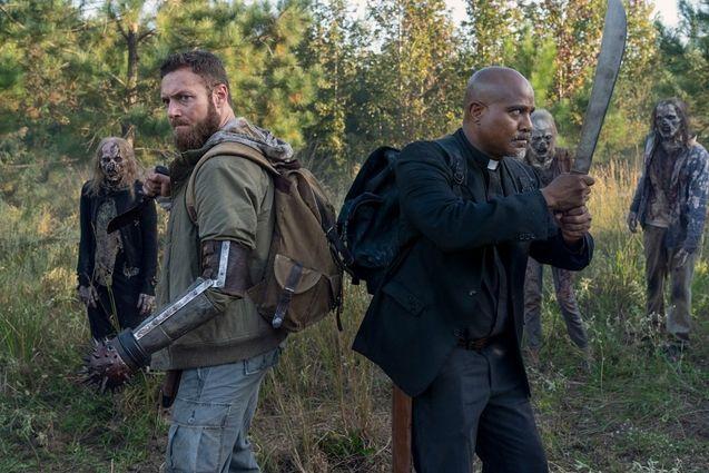 photo, Ryan Hurst, The Walking Dead