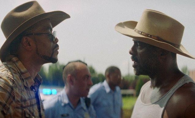 photo, Idris Elba, Method Man