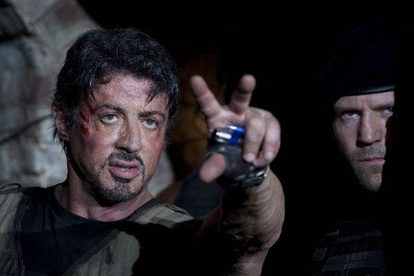 photo, Sylvester Stallone, Jason Statham