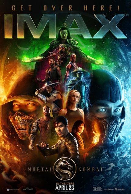 Affiche US IMAX