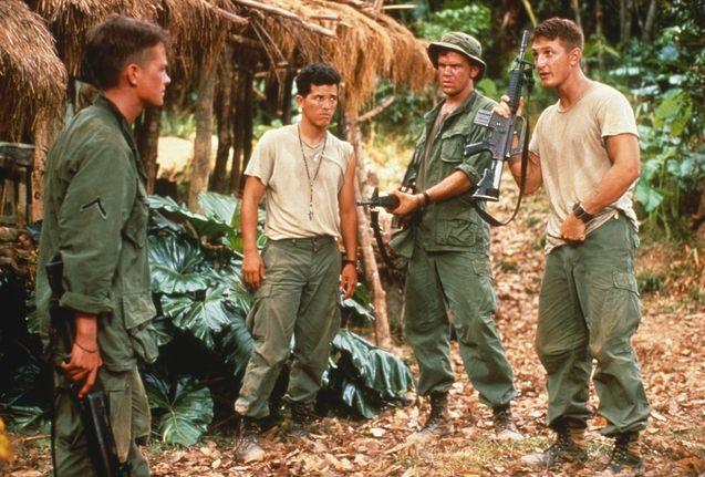 Photo Michael J. Fox, John Leguizamo, John C. Reilly, Sean Penn
