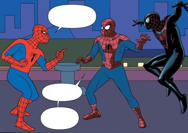 Peter, Peter, Miles