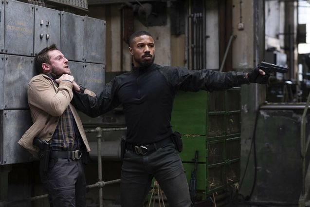 photo, Michael B. Jordan, Jamie Bell