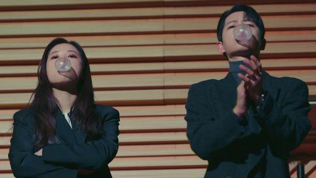 photo, Jeon Yeo-been, Song Joong-ki